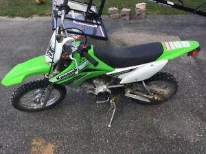 Kawasaki KLX 110L for sale