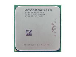 AMD Athlon 64 FX-60 CPU Processor