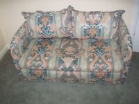Small Sofa Bed in Excellent Condition.