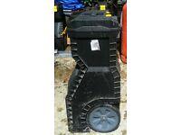 Sturdy wheelie Stanley toolbox