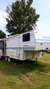 26 foot camper trailer.