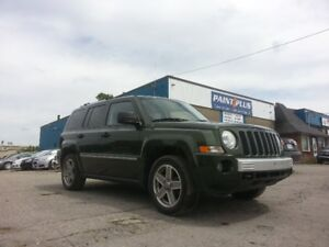 2008 Jeep Patriot Limited - Certified & E-Tested - FULLY LOADED