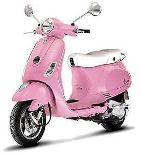 Want to buy pink VESPA