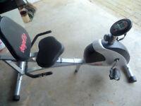 Topfit Exercise Bike in good working order