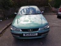 Peugeot 406 GTX 2000 1997CC Petrol MOT till June 2018 Very good condition