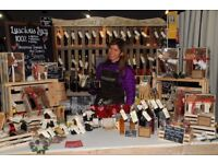 'Luscious Lucy Cornwall' artisan food and foraging business for sale.