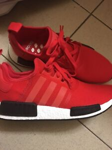 ADIDAS NMD R1 'BRED' FOR SALE