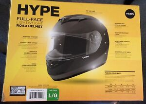 Large Size VCAN HYPE Full-Face Lightweight  Road Helmet