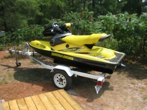 Sea Doo XP Limited with Trailer