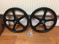 SKYWAY TUFF 2 WHEELS BMX 16 inch BRAND NEW WHEELSET