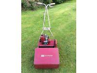 14inch petrol lawnmower