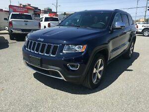 Jeep Grand Cherokee 4X4, Limited