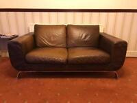 Natuzzi 2 Seater Sofa