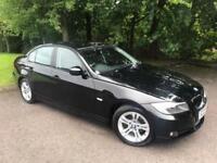 2009 BMW 3 Series 2.0 318i ES Saloon 4dr Petrol Manual (142 g/km, 143 bhp)
