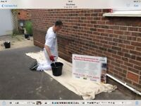 Bricklayer - Pointing Specialist - Available - Free Quotations - Hants