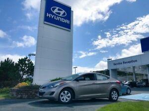 2013 Hyundai Elantra L 4dr Sedan