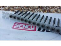 Surplus Building Materials: SENCO Duraspin Collated Screws 4.2mm x 50mm (3 Boxes)