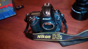 Nikon D3s good condition 47000click