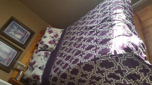 Bed set for sale