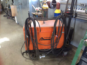 Stick/tig welder