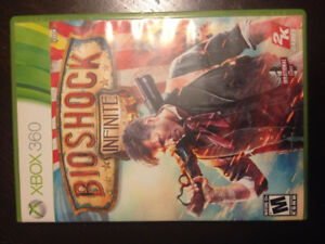 Bio Shock Infinite For Xbox 360