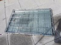 Dog Cage Med/ Large Collapsable