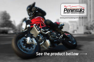 DUCATI MONSTER 696, 796 & 1100 SEMI-RIGID SIDE BAG KIT
