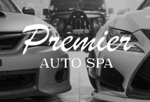 Premier Auto Spa NOW OPEN!!