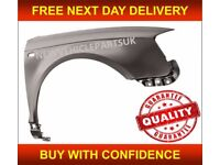 AUDI A3 2003-2008 FRONT WING DRIVER SIDE PRIMED NEW HIGH QUALITY INSURANCE APPROVED FREE DELIVERY