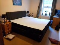 Super King Divan Bed with Headboard, Cooltouch Technology and 2 Drawers - RRP £600 Bought 1 year ago