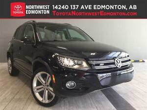 2015 Volkswagen Tiguan Highline R Line Package | Leather | Pano