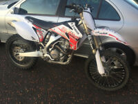 yamaha yzf 250 2009 bike ready for the summer not to be missed £1795 ovno