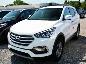 2017 Hyundai Santa Fe Sport 2.4 LUXURY DEMO