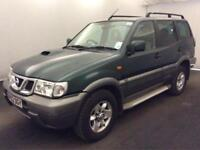 NISSAN TERRANO 3.0Di SVE AUTOMATIC (2002) LONG MOT..LEATHER..LOOKS+DRIVES GOOD