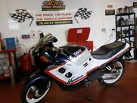 1988 - HONDA HURRICANE 750cc - UK DELIVERY AVAILABLE - 1YRS MOT