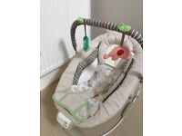 Baby bouncer - comfort and harmony