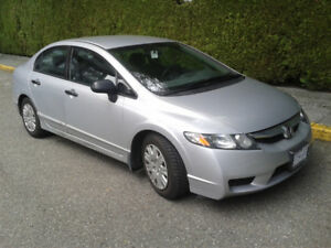 2010 Honda Civic DX-G Sedan (NEW REDUCED PRICE)
