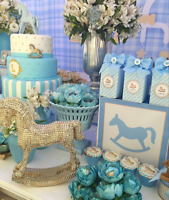 Party Planner! Decor, Treats, Sweets Tables and More!