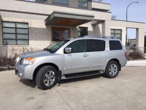 2011 Nissan Armada Platinum Edition SUV, Crossover