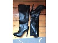 New Leather Aldo boots