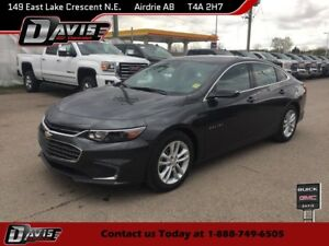 2017 Chevrolet Malibu 1LT REAR VISION CAMERA, CRUISE CONTROL,...