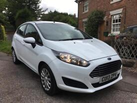 Ford Fiesta Style 2013 48,458 miles