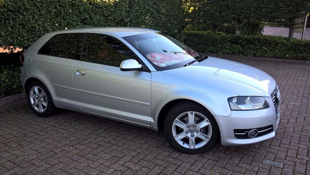 Audi A3 1.6 TDI - excellent condition and well looked after