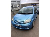 CITROEN C 3 IN EXCELLENT SHOW ROOM CONDITION TWO PREVIOUS OWNERS LOW MILAGE LONG MOT