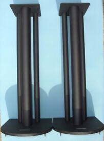 1 pair of Atacama speaker stands Nexus series 600 mm