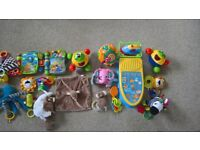 20 baby toys 0-1 yrs
