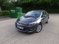 Vauxhall Astra Elite CDTi 5dr Auto Diesel 0% FINANCE AVAILABLE