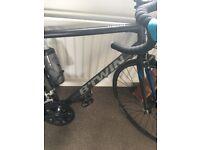 BT WIN Road Racing Bike - Lightweight carbon fiibre