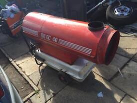 Space Heater ( Diesel )