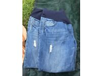 Maternity jeans size 20. Times 2 pairs